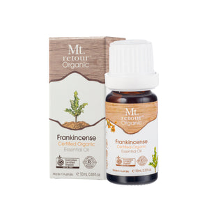 Mt Retour Frankincense Certified Organic Essential Oil (MR18) 10ml