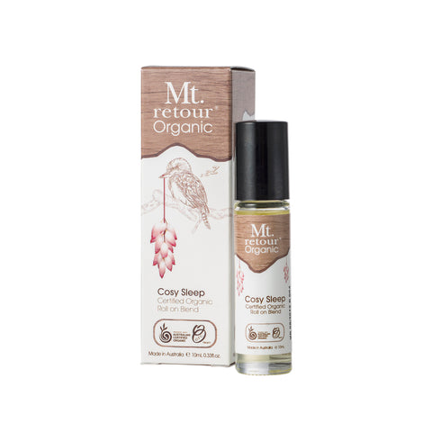 Mt Retour Cosy Sleep Certified Organic Roll On Blend (10ml)