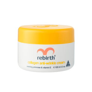 Rebirth Collagen Anti-Wrinkle Cream with EPO & Vit E (RB06) 100g