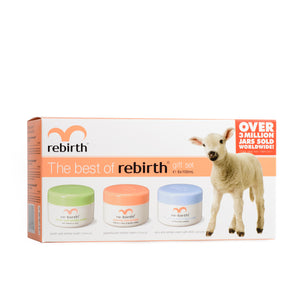 The Best of Rebirth Gift Set 6 x100ml (RB35)