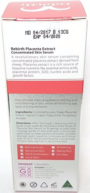 Rebirth Placenta Extract Concentrate Serum (25ml)