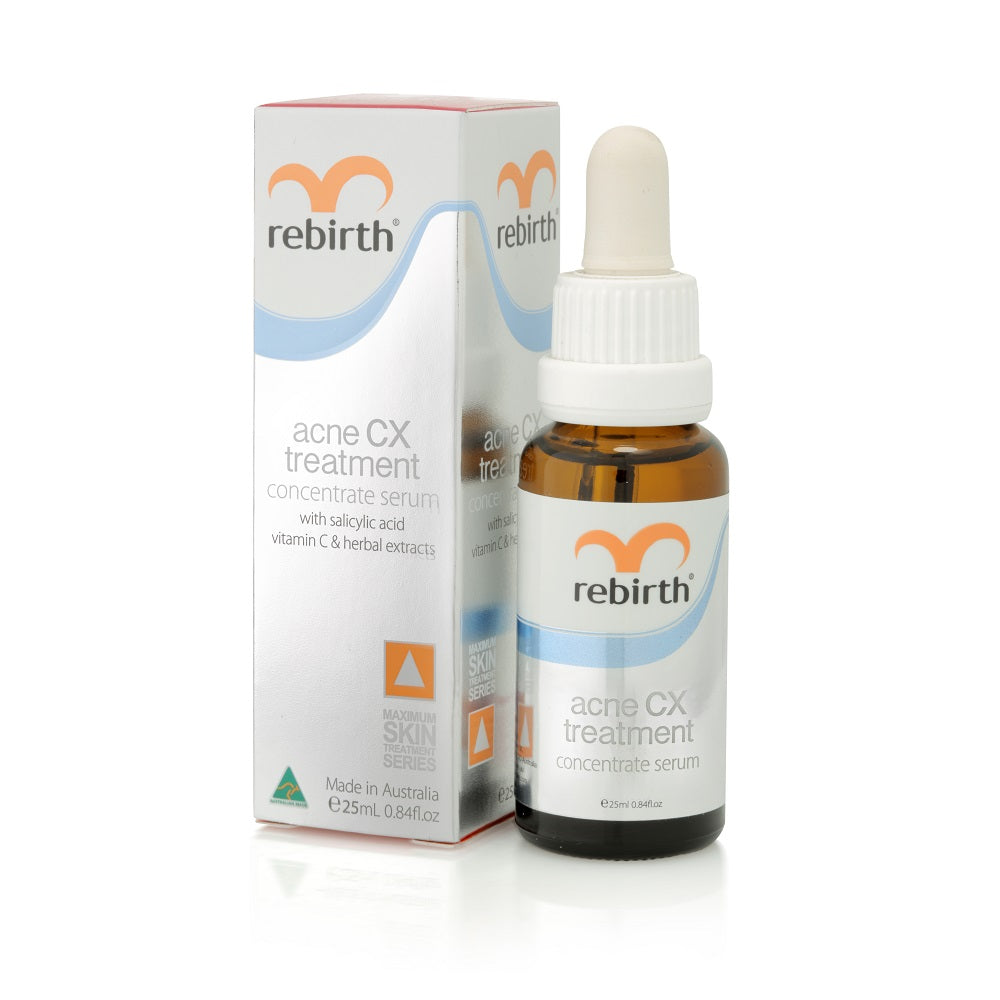 Rebirth Acne CX Treatment Concentrate Serum (25ml)