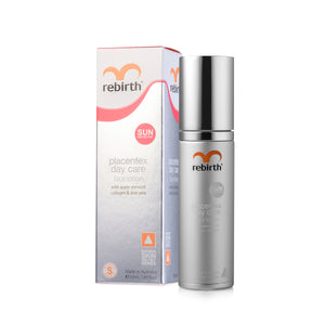 RM10 REBIRTH MAXIMUM PLACENTEX DAY CARE FACE LOTION 50ML