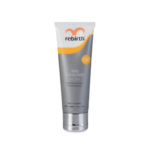 Rebirth Daily Sunscreen SPF 30+ (75ml)