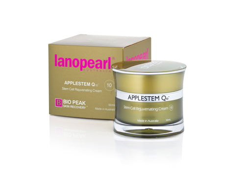 LB47 LANOPEARL APPLESTEM Q10 REJUVENATING CREAM 50ML