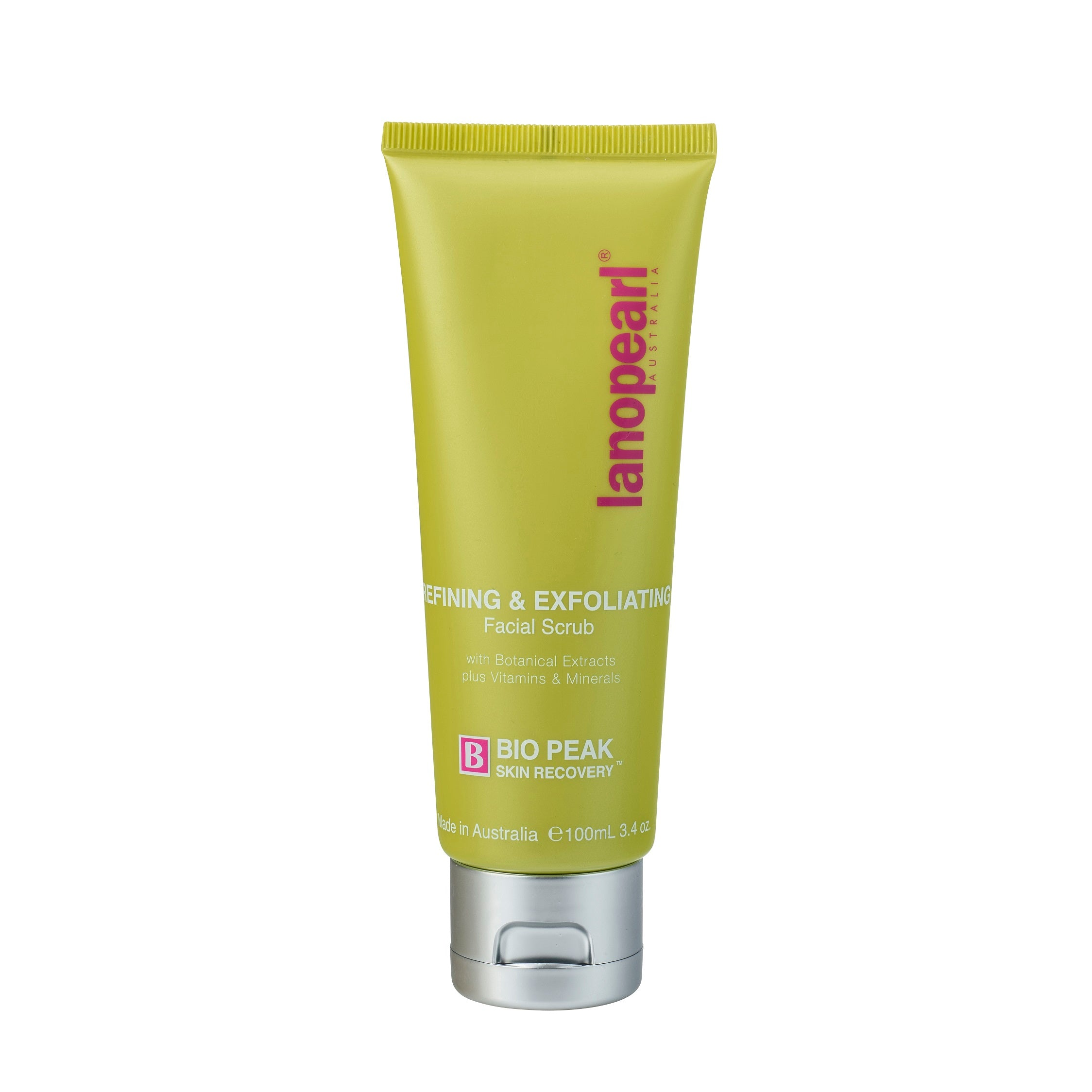 Lanopearl Refining and Exfoliating Facial Scrub (LB73) (100ml)