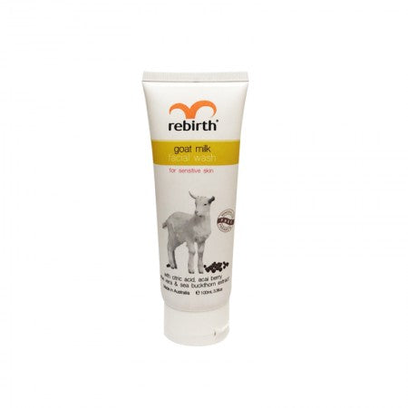 Rebirth Goat Milk Facial Wash (RB30) 100ml