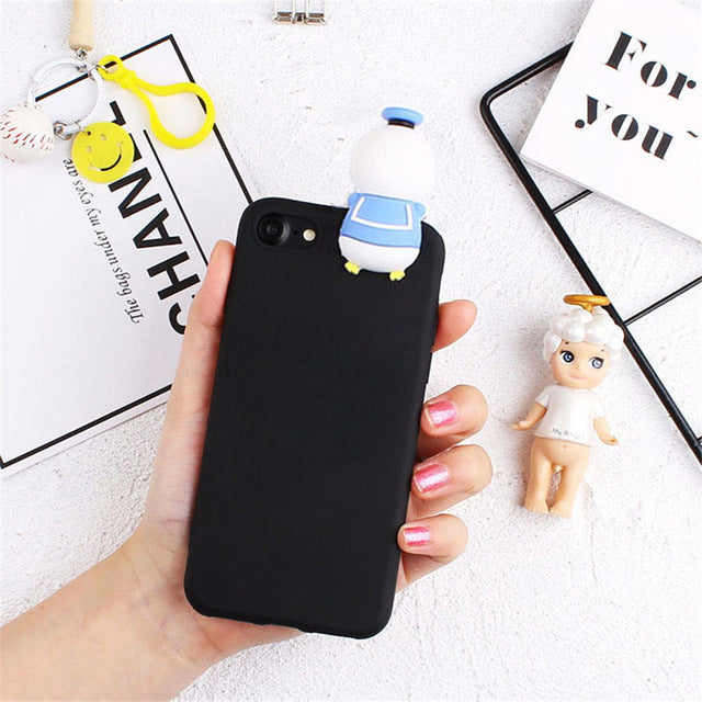 Fashionable 3D Mickey mouse cartoon Case