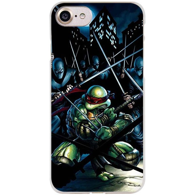 Teenage Mutant Ninja Turtles Case