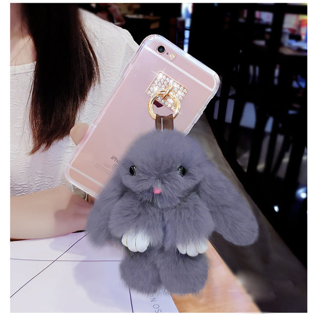 Bunny Rabbit Retro Case