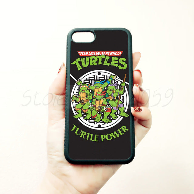 Teenage Mutant Soft edge Case