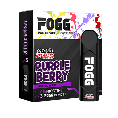 Fogg Secret Sauce Purple Berry