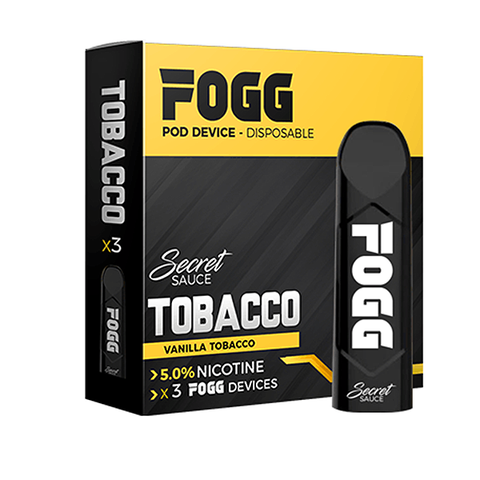 Fogg Secret Sauce Tobacco