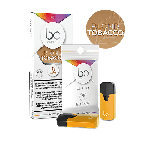 Bo Blond Tobacco Pods