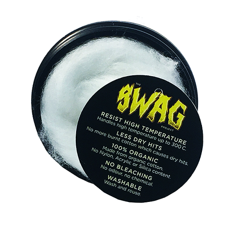 The Swag Project Supreme Cotton Wick