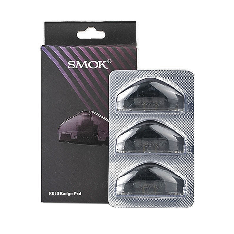 SMOK Rolo Badge Replacement Cartridges Pack