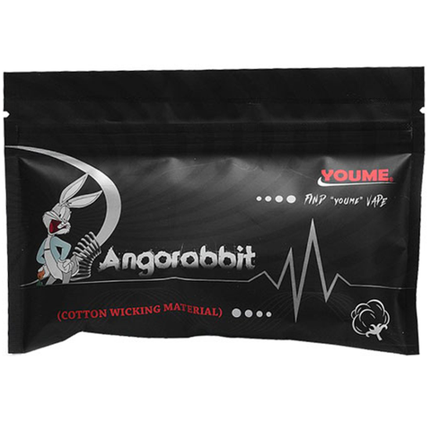 Angorabbit Cotton Wicking Material
