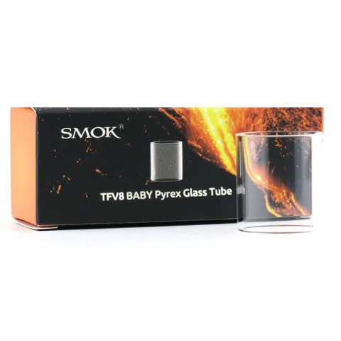 SMOK TFV8 Baby Pyrex Glass Tube