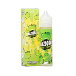 Bazooka Sour Straws Green Apple