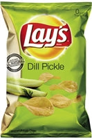 Lay's Potato Chips Dill Pickle 255g