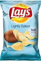 Lay's Regular Potato Chips Lightly Salted