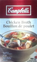 Campbell's Soup ~ Chicken Broth