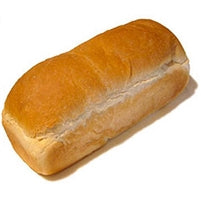 Bakers Bread - White Unsliced