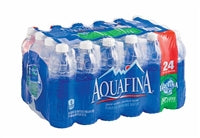 Aquafina Water - 24 Bottles