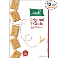 Kashi Gourmet Snack Crackers