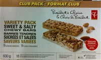 PC Sweet & Salty Granola Stores - Club Pack