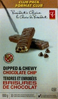 PC Dipped & Chewy Chocolate Chip Granola Bars