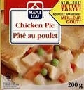 Maple Leaf Pot Pie - Chicken