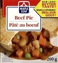 Maple Leaf Pot Pie - Beef