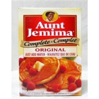 Aunt Jemima Original Pancake Mix Just Add Water