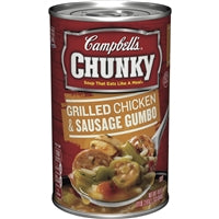 Campbells Chunky Soup Chicken and Sausage Soup