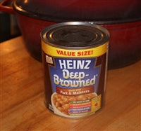 Heinz Deep-Browned Beans Pork and Molasses
