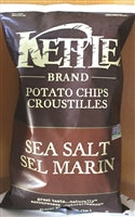 Kettle Brand ~ Sea Salt Potato Chips