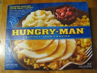 Hungry Man Turkey Dinners