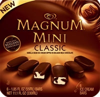 Magnum Mini Ice Cream Bars Original