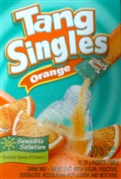 Tang Orange Juice Singles