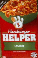 Hamburger Helper ~ Lasagne