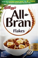 Kellogg's All Bran Flakes Cereal