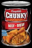 Campbells Chunky Soup Beef Soup