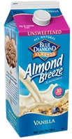 Almond Breeze - Vanilla Unsweetened Non-Refrigerated