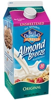 Almond Breeze - Original Unsweetened Non-Refrigerated