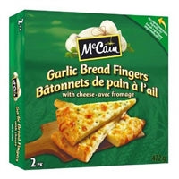 McCain Garlic Fingers with Cheese