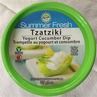 Summer Fresh Tzatziki Dip