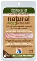 Maple Leaf Gluten Free Sliced Black Forest Ham