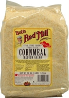 Bob's Red Mill Cornmeal Med Grind