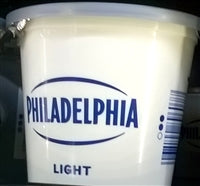 Philadelphia Cream Cheese Spread Light